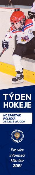 Týden hokeje - září 2018
